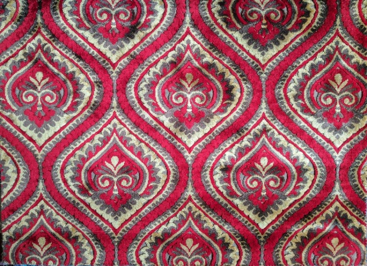 Fabric Selection - Chenille