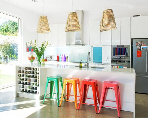 Colourful Home Decor