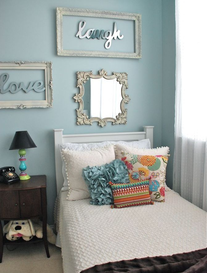 Decor Ideas for Girly Rooms