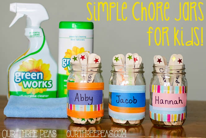 10 Cute Chore-Reward Ideas for Your Child's Room - Ice cream stick chart