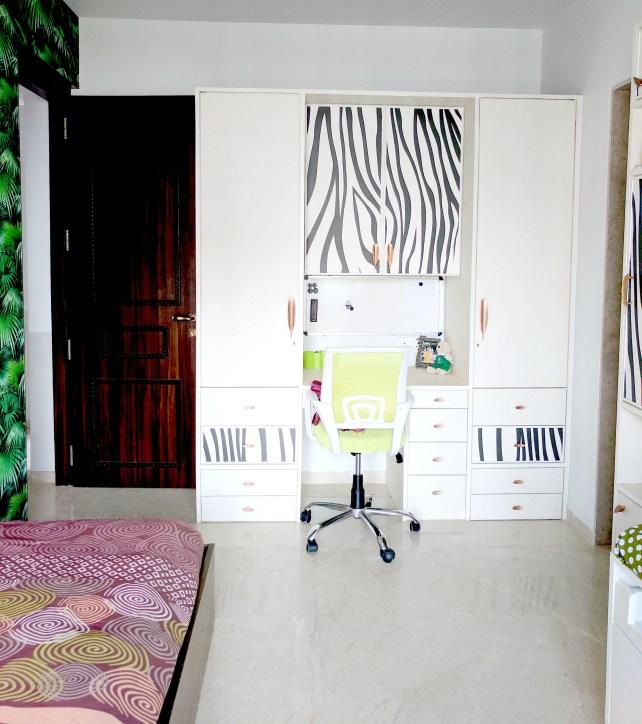 Jungle Theme Kids Room
