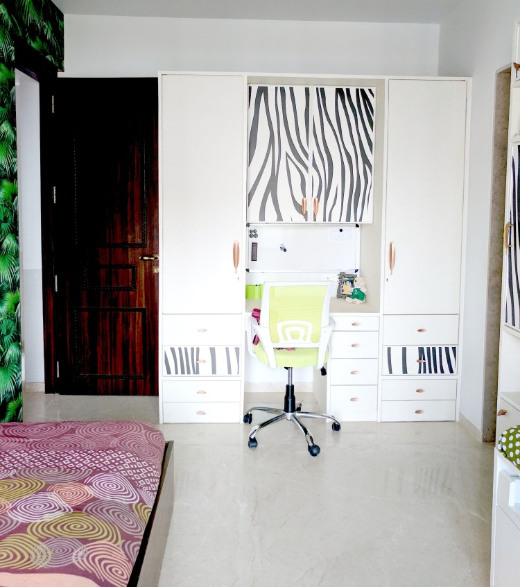 Jungle Theme Kids Room