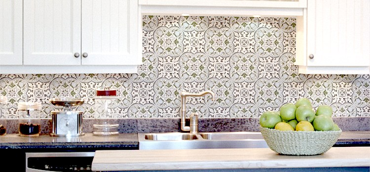 Backsplash Ideas: 17 Ways To Make A Fabulous Kitchen