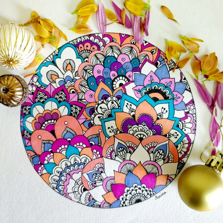 Beautiful Christmas Gift Ideas For The Home - Mandala