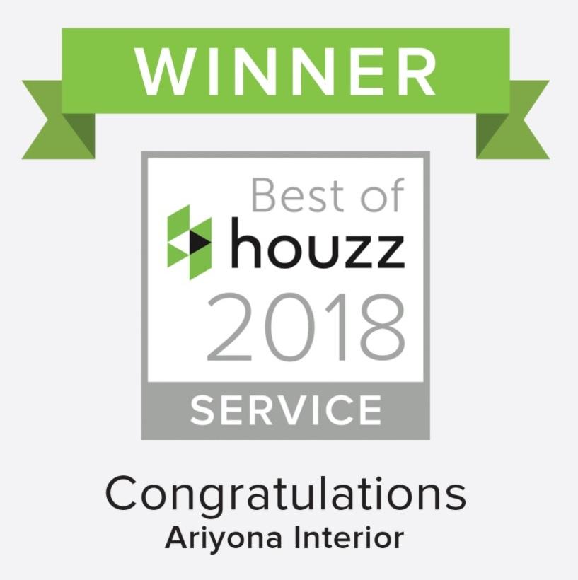 Houzz Best of 2018 Awards