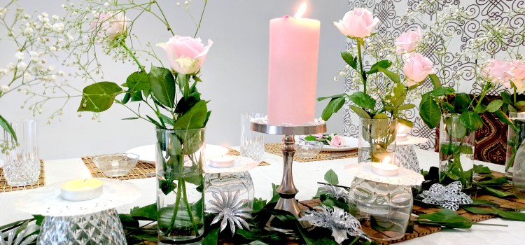 2 Spectacular Summer Tablescapes
