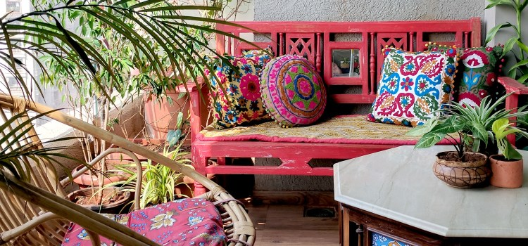 Balcony Decor Ideas - Let's Start With The Floor