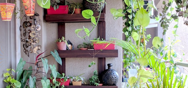 9 Awesome Ways To Up Your Balcony Wall Decor