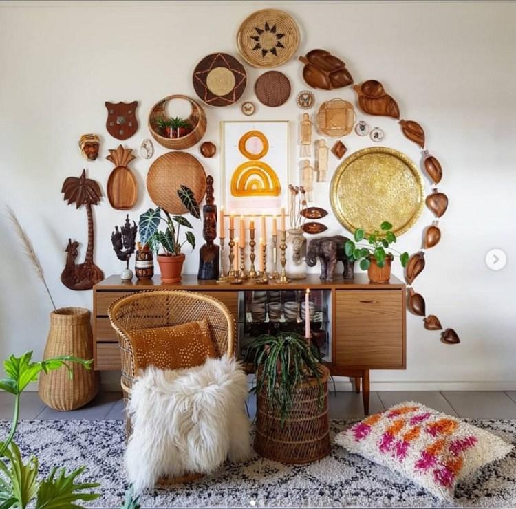 9 Beautiful Boho Wall Decor Ideas One Brick At A Time