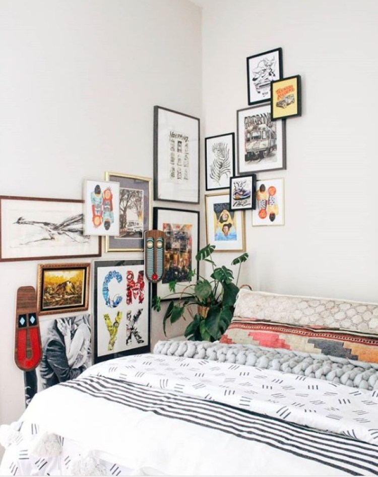 11 Great Gallery Wall Layout Ideas One Brick At A Time