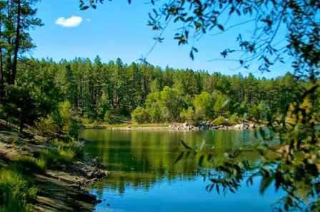 Image result for Goldwater Lake