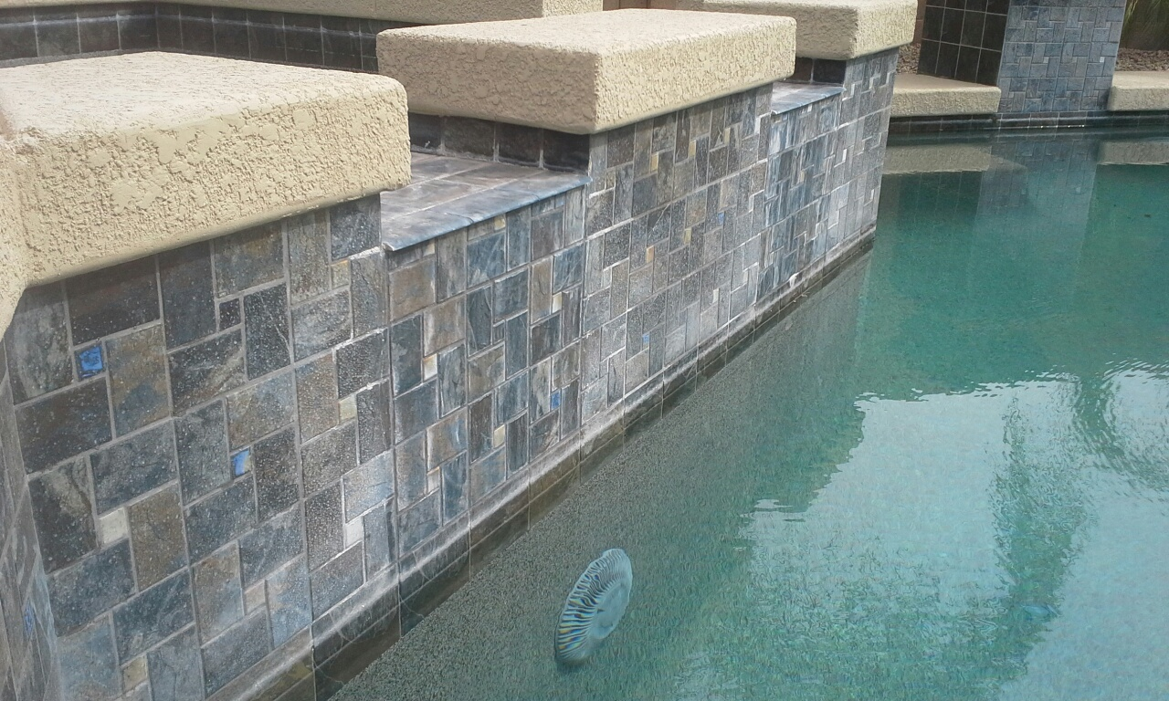 don t seal your swimming pool tile