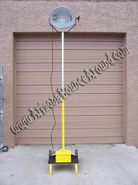 outdoor light rental