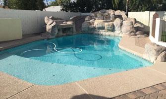 concrete pool deck resurfacing phoenix