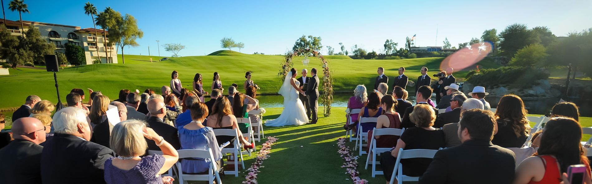 Wedding Reception Venues Phoenix Arizona Grand Resort Amp Spa