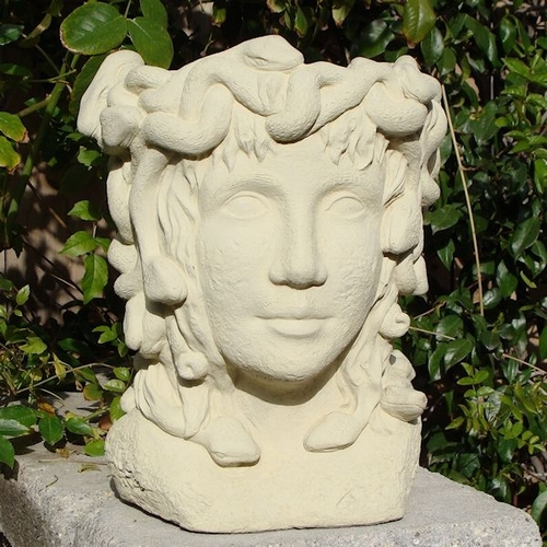Medusa Head Planters And Flower Pots Arizona Pottery