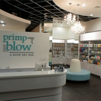 Primp and Blow at Scottsdale Waterfront