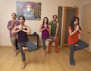 Amara Spa Indoor Yoga