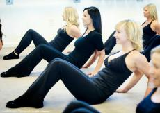 Karve Studio Floor Workout