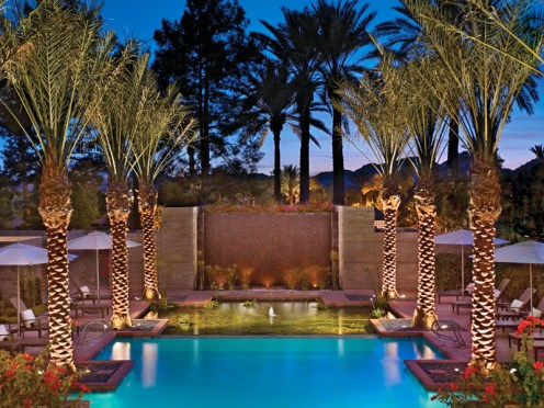 Hyatt Scottsdale Spa Avania