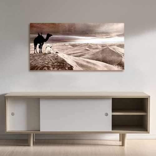 tableau oriental desert