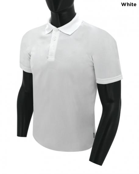 Cotton Polo Tee Image