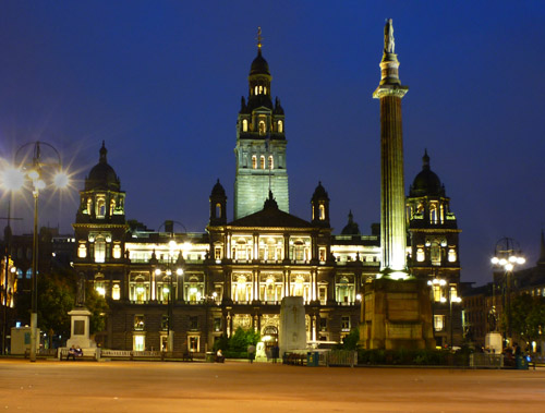 City Chambers & George Square