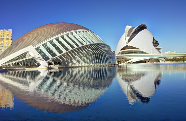 Valencia Hemispheric and Opera House
