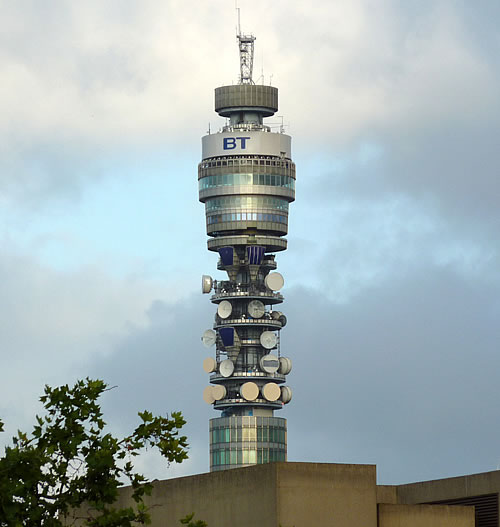 BT Tower/ Post Office Tower