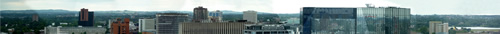 Birmingham Panorama West Far - click for full size