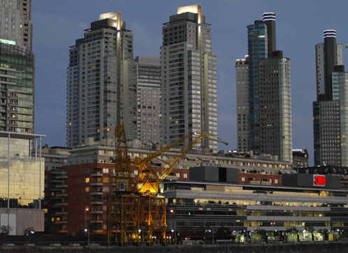 Buenos Aires Puerto Madero
