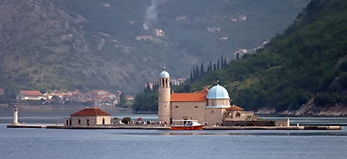 Our Lady of the Rocks, Perast