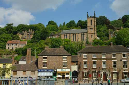 Ironbridge Town, Ironbridge Shropshire