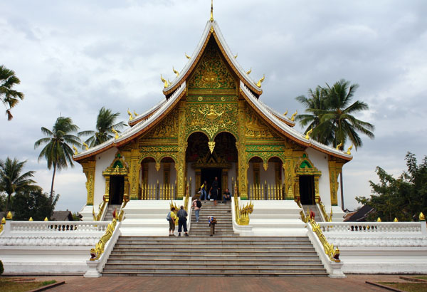 Luang Prabang - Palace of the Golden Buddah