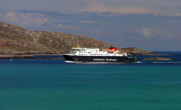 Barra - Vatersay - Ferry