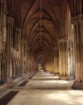 Lichfield Cathedral - side knave