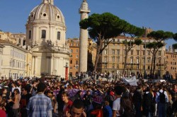Rome 14th Nov - Austerity Protests