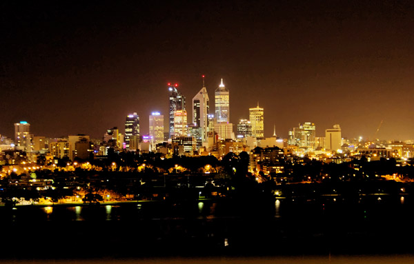 Perth - night