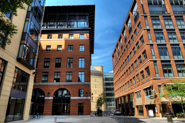 Brindley Place - Oozells Square
