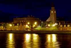 Inverness Night - The Old High Church
