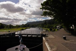 Loch Ness - The Caledonian Canal
