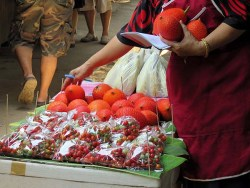 Thai Market - fruit?