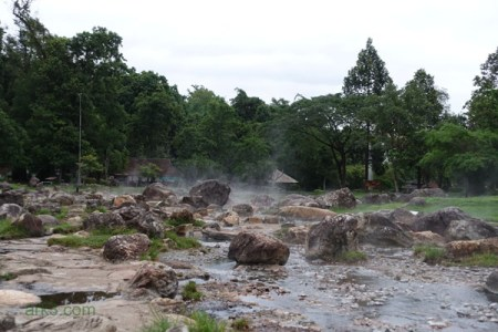 Chaeson National Park - Thermal Springs