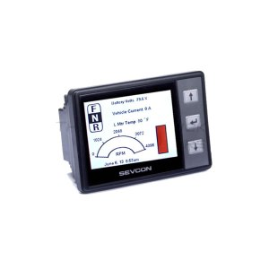 Sevcon Clearview monitor