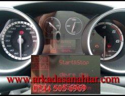 Alfa Romeo Start Stop Devre Dışı arıza uyarısı varsa bizi arayınız 0544 505 6969.