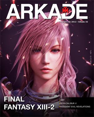 Revista Digital Arkade - Edição Número 32