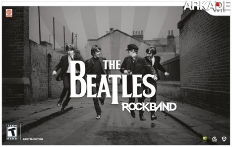 Em breve: The Beatles Rock Band