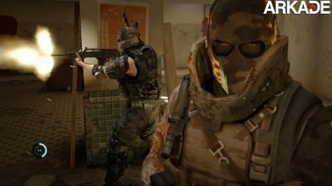 Novo trailer de Army of Two tira sossego dos funcionários da EA