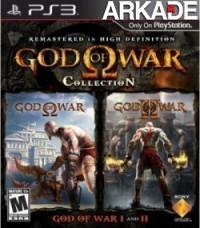 Trailer de God of War Collection para PS3