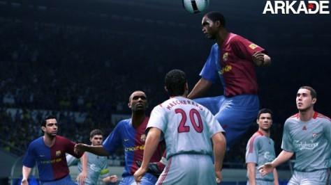 Resumo de reviews: Pro Evolution Soccer 2010